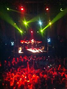 S Club 3 performing