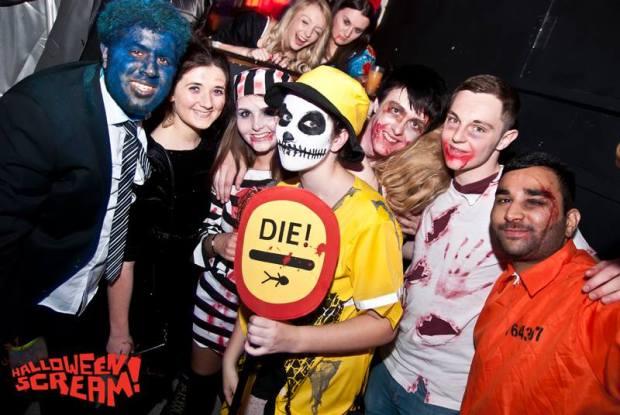 Halloween at Cameo