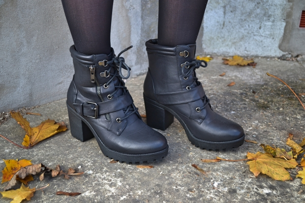 New Look Heeled Casual Winter Boots