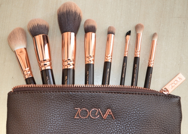 Zoeva Makeup Brushes Review